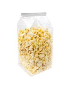 Eco Clear Popcorn Packaging