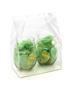 Packaged glassware