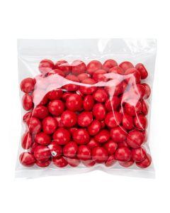 4 1/2 x 4 1/2 food safe heat seal bag