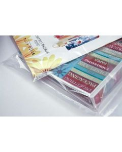 """3"""" x 15"""" LDPE-Plain Opened Bags, 1.5 mil (100 Pieces) [PE1H315]"""