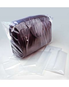 "8"" x 18"" LDPE-Plain Opened Bags, 2 mil (100 Pieces) [PE2818]"