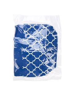 """18"""" x 24"""" Polypropylene Flat Bag, Bottom Seal, 1 Mil (100 Pieces) [FP11824]"""