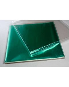 "12 1/8"" x 1/2"" x 12 5/8"" Crystal Clear Boxes® (25 Pieces) [FPB151] - DISCONTINUED"