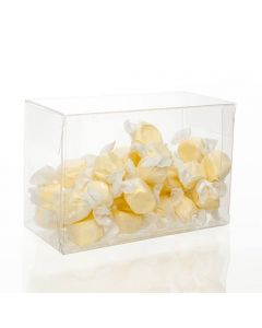 """4 1/8"""" x 3"""" x 6 1/8"""" Crystal Clear Boxes® (25 Pieces) [FPB155]"""