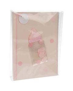 Greeting card packaging