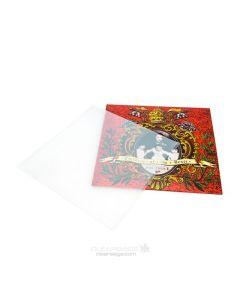 """Crystal clear album sleeve 10 1/8"""" x 10"""""""