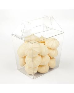 Large Clear Carryout Box