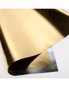 """18"""" x 32"""" Gold Metallic Gift Wrap (10 Pieces) [FW1G]"""