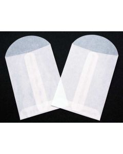 Glassine envelopes 2 3/4 x 2 3/34