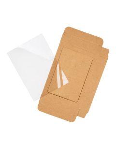 Votives in paper box