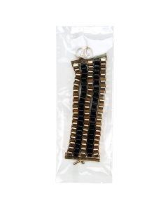 jewelry inside heavy duty heat seal bag