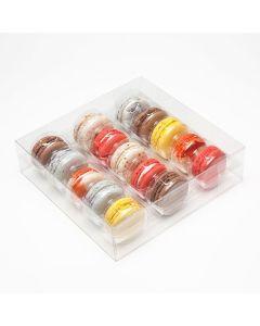 Macaron Box Set Packaging