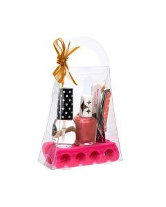 Purse box for retail shelves