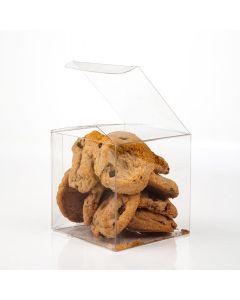 Pre-packaged cookies