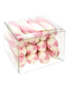 Food Safe Plastic Box with candy