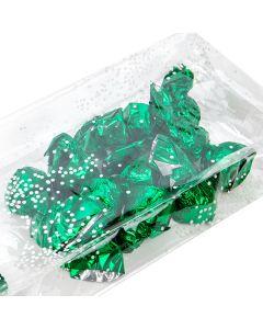 """4"""" x 2 1/2"""" x 9 1/2"""" Sprinkles gusset bag"""