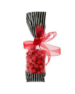 Packaged Candy in Side Gusset Cello Bag