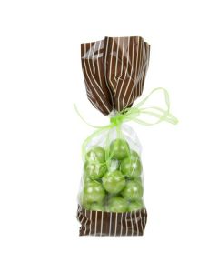 Packaged Candy in Cello Bag
