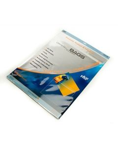 """16 7/16"""" x 20 1/8"""" Crystal Clear Protective Closure Bags Retail Pack of 25 (1 Pack) [RPA16X20]"""