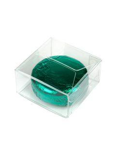 Crystal Clear Box 2x2x1