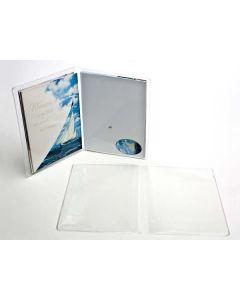 "7 5/8"" x 11 5/8"" Vinyl Wallets for A7 (100 Pieces) [VINA7]"