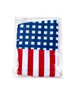 """6 7/16"""" x 9"""" Clear bag with Flap seal"""