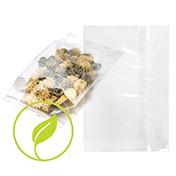 Eco Flat Heat Seal Bags