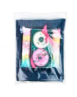 """10"""" x 13"""" Crystal Clear Zip Bags + Round Hang Hole, 2 mil (100 Pieces) [ZR1013]"""
