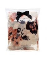 """10"""" x 12"""" Crystal Clear Zip Bags + Vent, 2 mil (100 Pieces) [ZC1012V]"""