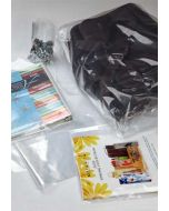 """2"""" x 3"""" LDPE-Plain Opened Bags, 2 mil (100 Pieces) [PE223]"""
