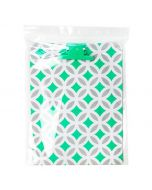"""10"""" x 13"""" Crystal Clear Zip Bags, 2 mil (100 Pieces) [ZC1013]"""