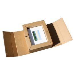"8 1/2"" x 5 1/2"" x 11"" Airsafe™ Art Boxes (10 Pieces) [AIR811]"