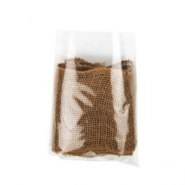 "6 7/16"" x 7 1/8"" + Flap, Crystal Clear Bags® (100 Pieces) [B67]"