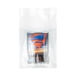 "7 11/16"" x 10 1/2"" + Flap, Crystal Clear Bags® (100 Pieces) [B710M]"