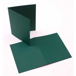 """A7 7"""" x 4 7/8"""" Basis Blank Card, Green (50 Pieces) [PC019]"""