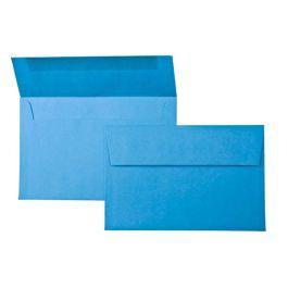 """A7 7 1/4"""" x 5 1/4"""" Astrobright Envelope, True Blue (50 Pieces) [E5013]"""
