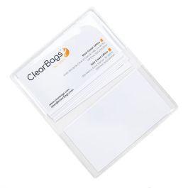 "3 7/8"" x 4 13/16"" Business Card Holder (10 Pieces) [VINBUS2]"