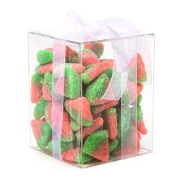 "3"" x 3"" x 4"" Crystal Clear Boxes® Pop & Lock Bottom (25 Pieces) [PLB102]"