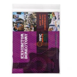 """8 3/4"""" x 11 1/16"""" + Flap, Crystal Clear Bags® (100 Pieces) [B811S]"""