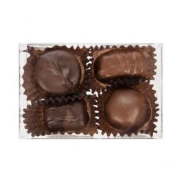"2 3/4"" x 1 7/16"" x 4 1/8"" Chocolate Box with Insert (100 Pieces) [CNDY229]"