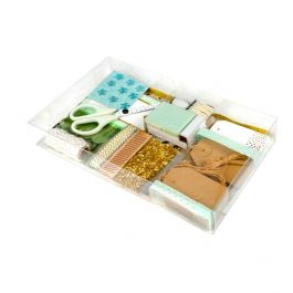 "7 1/2"" x 2"" x 12 11/16"" Crystal Clear Boxes® (25 Pieces) [FPB260]"