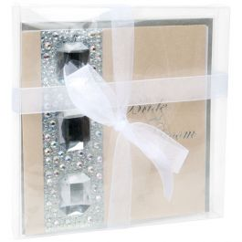 "6 1/8"" x 5/8"" x 6 1/16"" Crystal Clear Boxes® (25 Pieces) [FB13]"