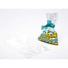 """6"""" x 8"""" Premium Eco Clear Flat Heat Seal Bags (100 Pieces) [CHS68]"""