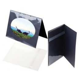 "4 5/8"" x 6 5/16"" Slip Cover for 4 5/8"" x 6 1/4"" Card (100 Pieces) [CFC56S]"
