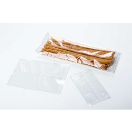 "6"" x 12"" Flat Heat Seal Bags 1.2mil (100 Pieces) [SFB612]"