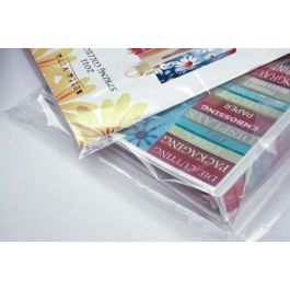 """3"""" x 3"""" LDPE-Plain Opened Bags 1.5 mil (100 Pieces) [PE1H33]"""