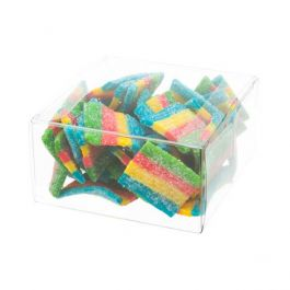 "2 3/4"" x 1 7/16"" x 2 3/4"" Chocolate Box (25 Pieces) [FPB227]"