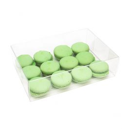 """5 1/16"""" x 2"""" x 7 1/2"""" Crystal Clear Boxes® (25 Pieces) [FPB257]"""