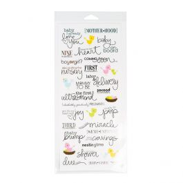 "6"" x 12 1/2"" + Flap, Crystal Clear Hanging Bag (100 Pieces) [HB612]"