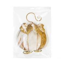 "9 1/2"" x 12"" + Flap, Crystal Clear Hanging Bag (100 Pieces) [HB9H12]"